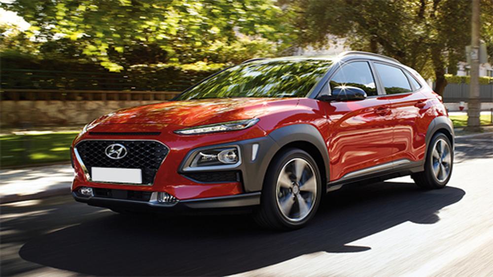 Hyundai Kona tăng giá 25 triệu đồng tại Việt Nam